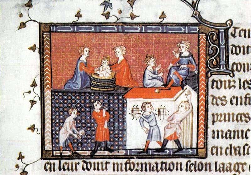 Medieval tennis