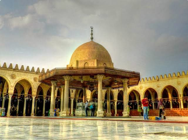 Amr Ibn al-As Mosque