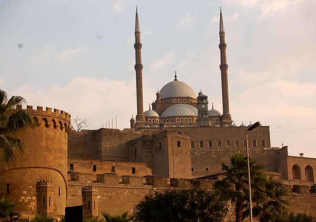 The Cairo Citadel