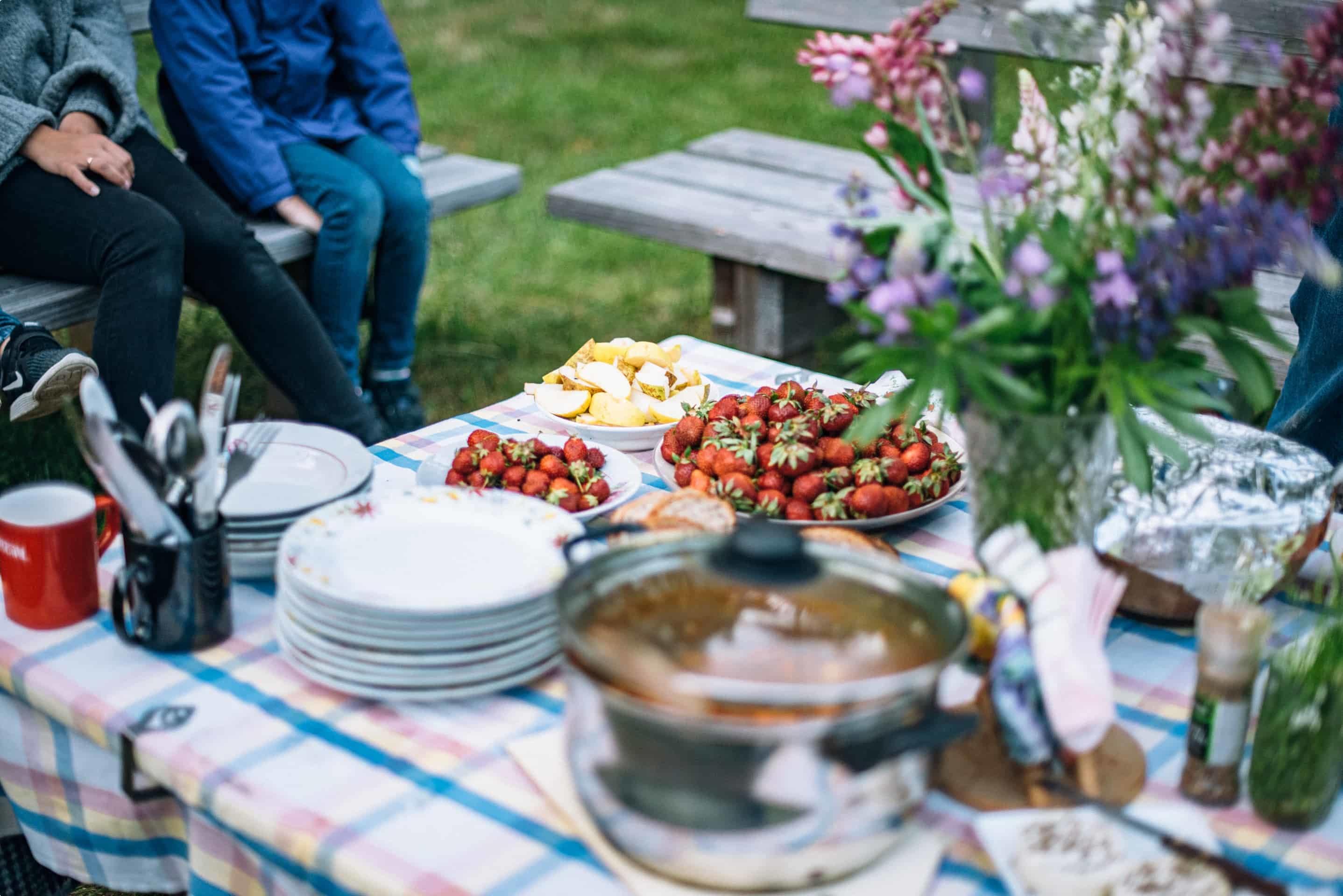Midsummer berries