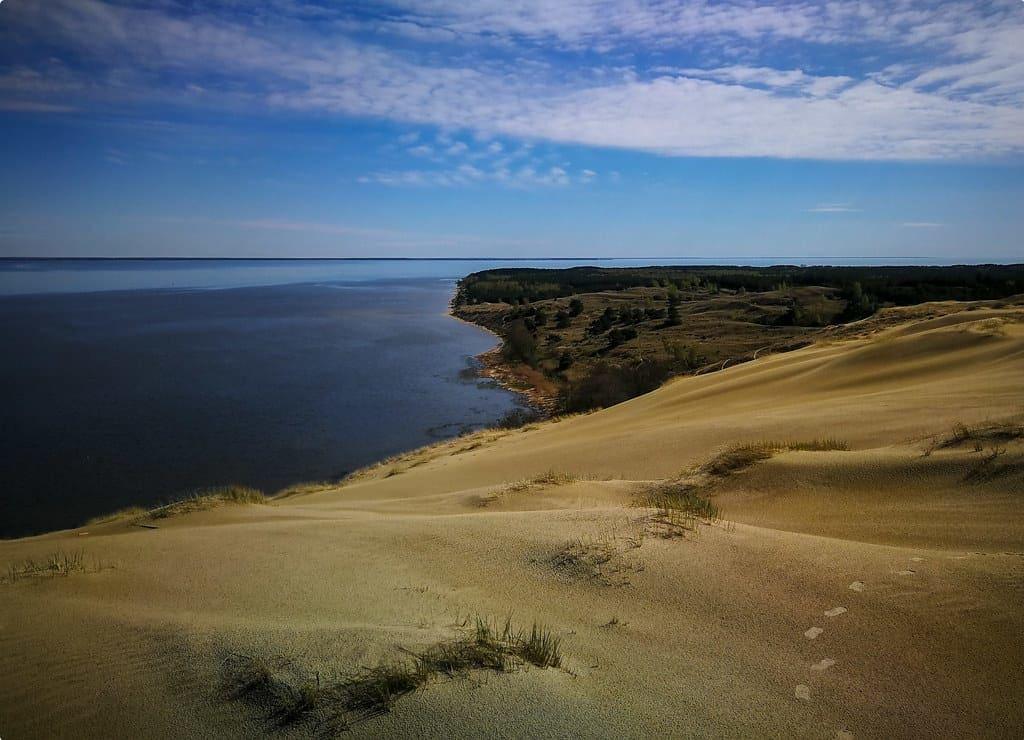 Nagliai nature reserve, Neringa, Lithuania