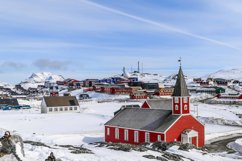 Nuuk Cathedral, Nuuk, Greenland