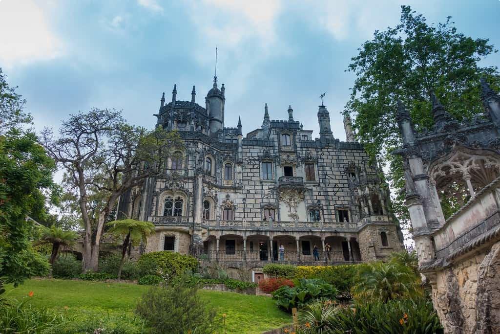 Quinta da Regaleira, a spectacular 20th century estate