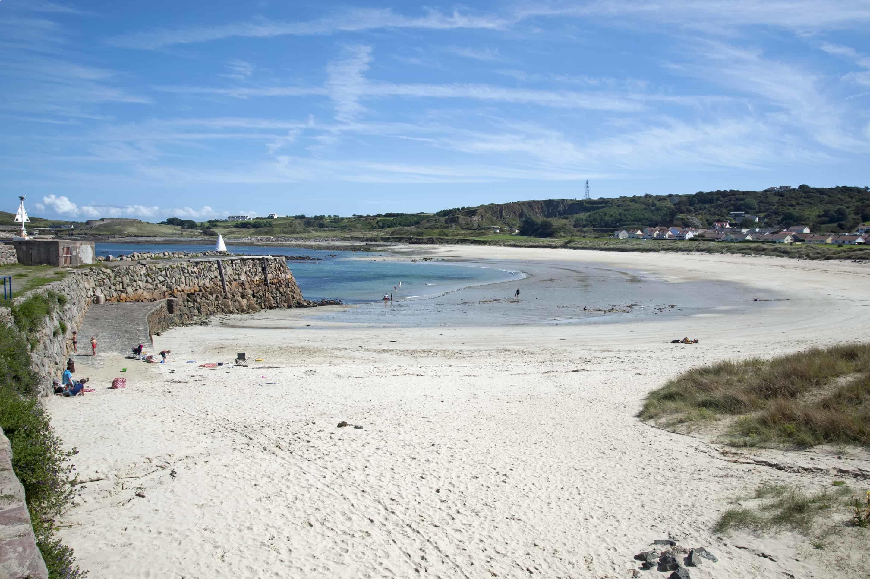 Braye Beach