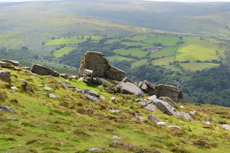 Dartmoor England