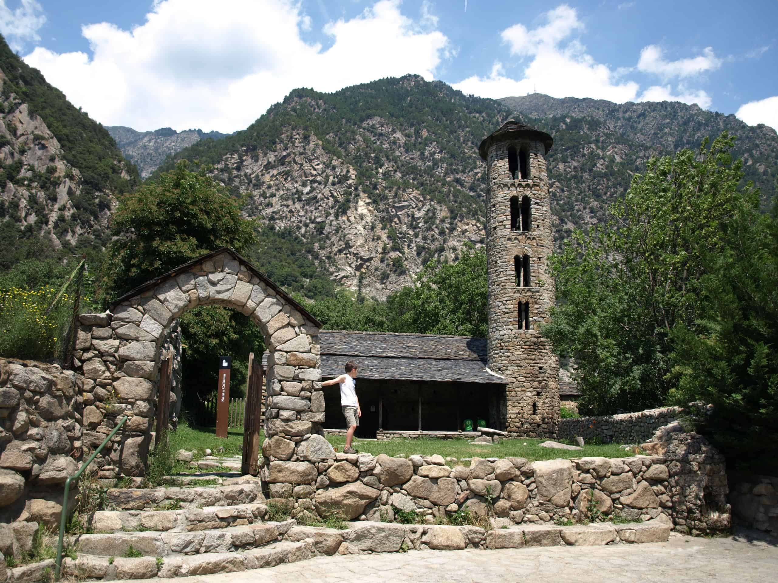 Church of Santa Coloma
