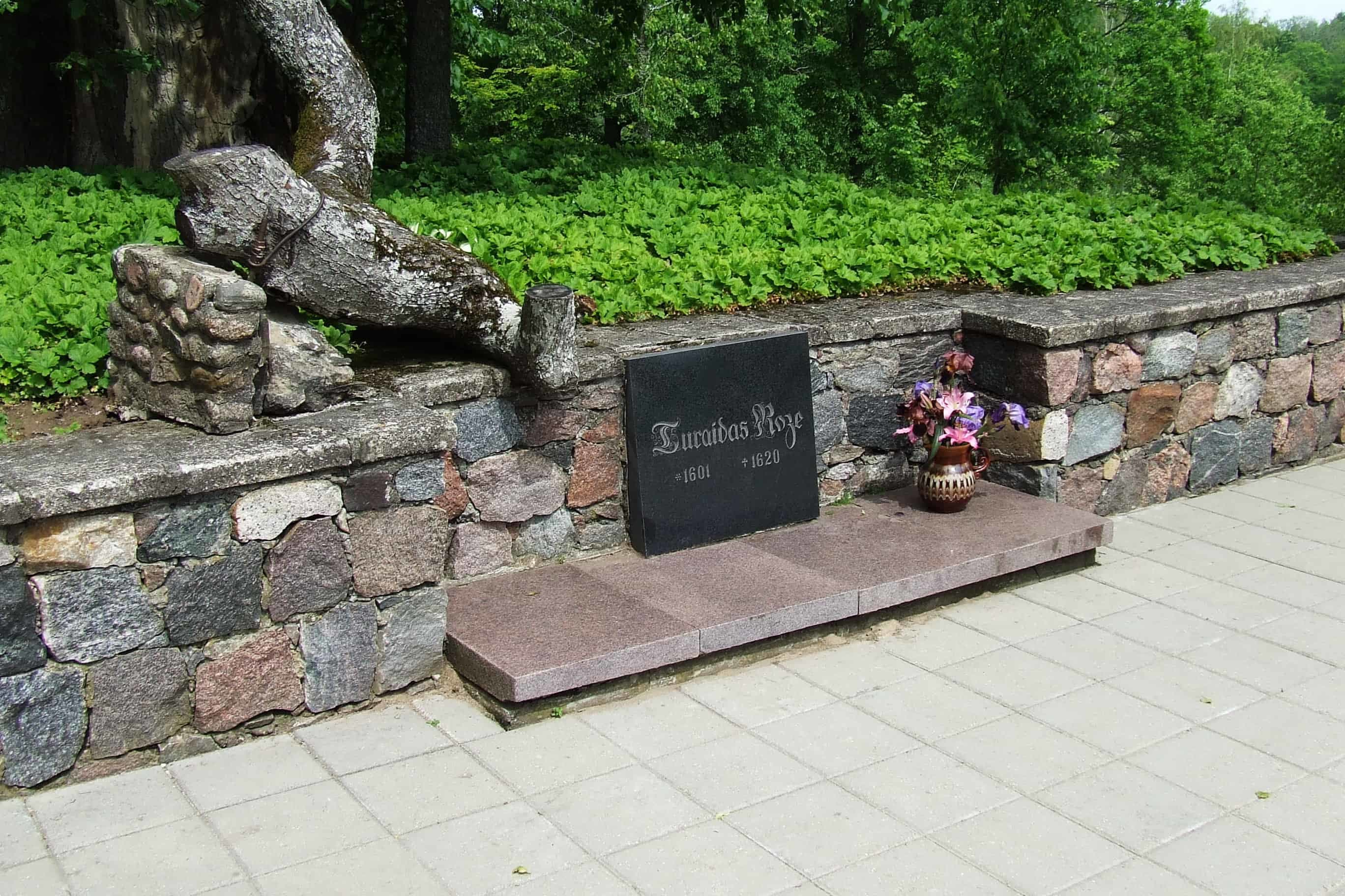 Rose of Turaida Memorial