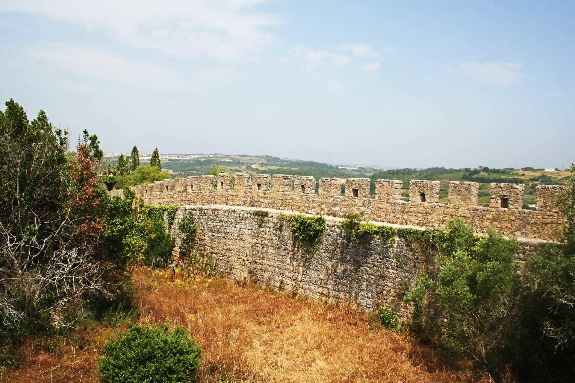 The walkable city walls