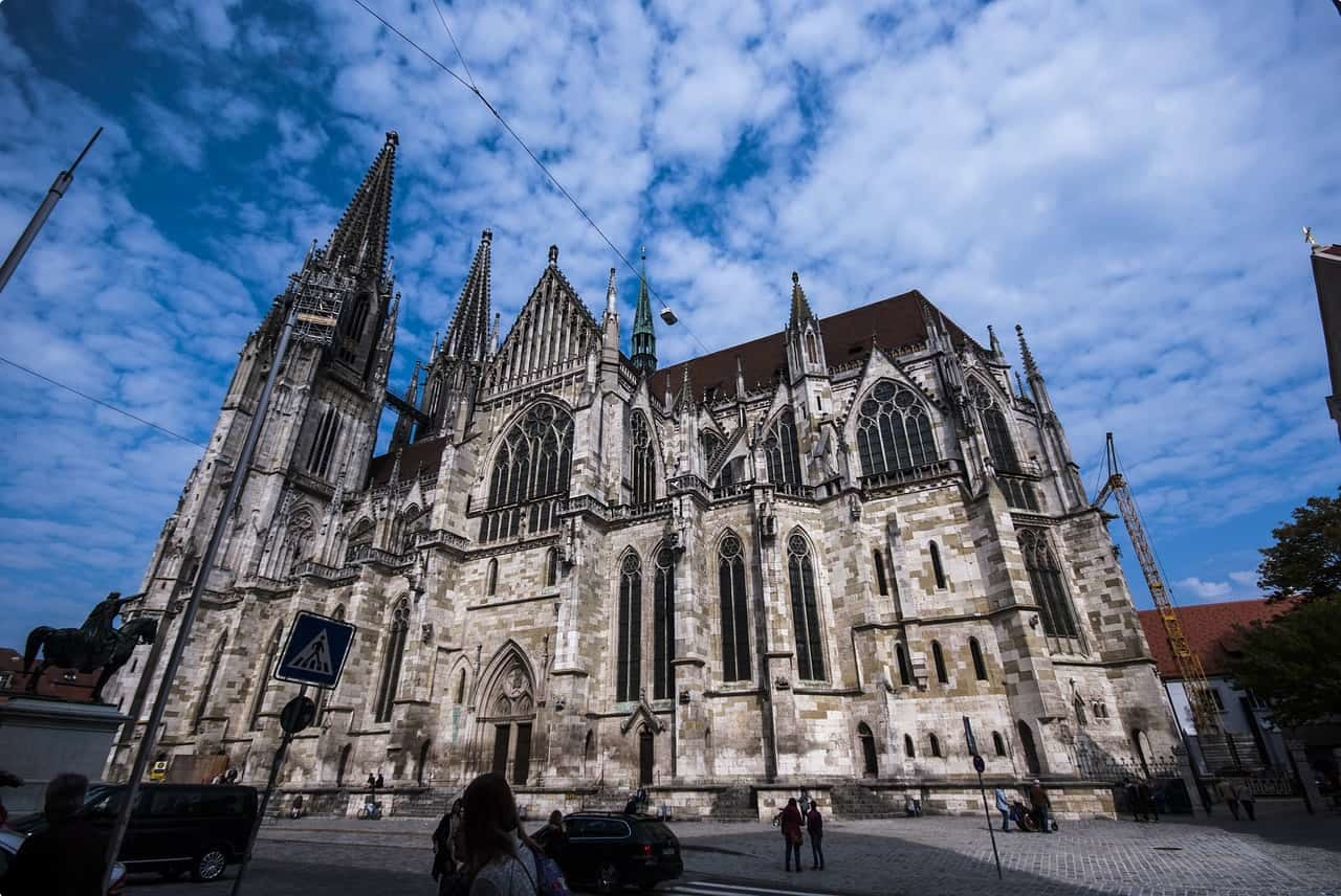 St Peter's Cathedral, Regensburg