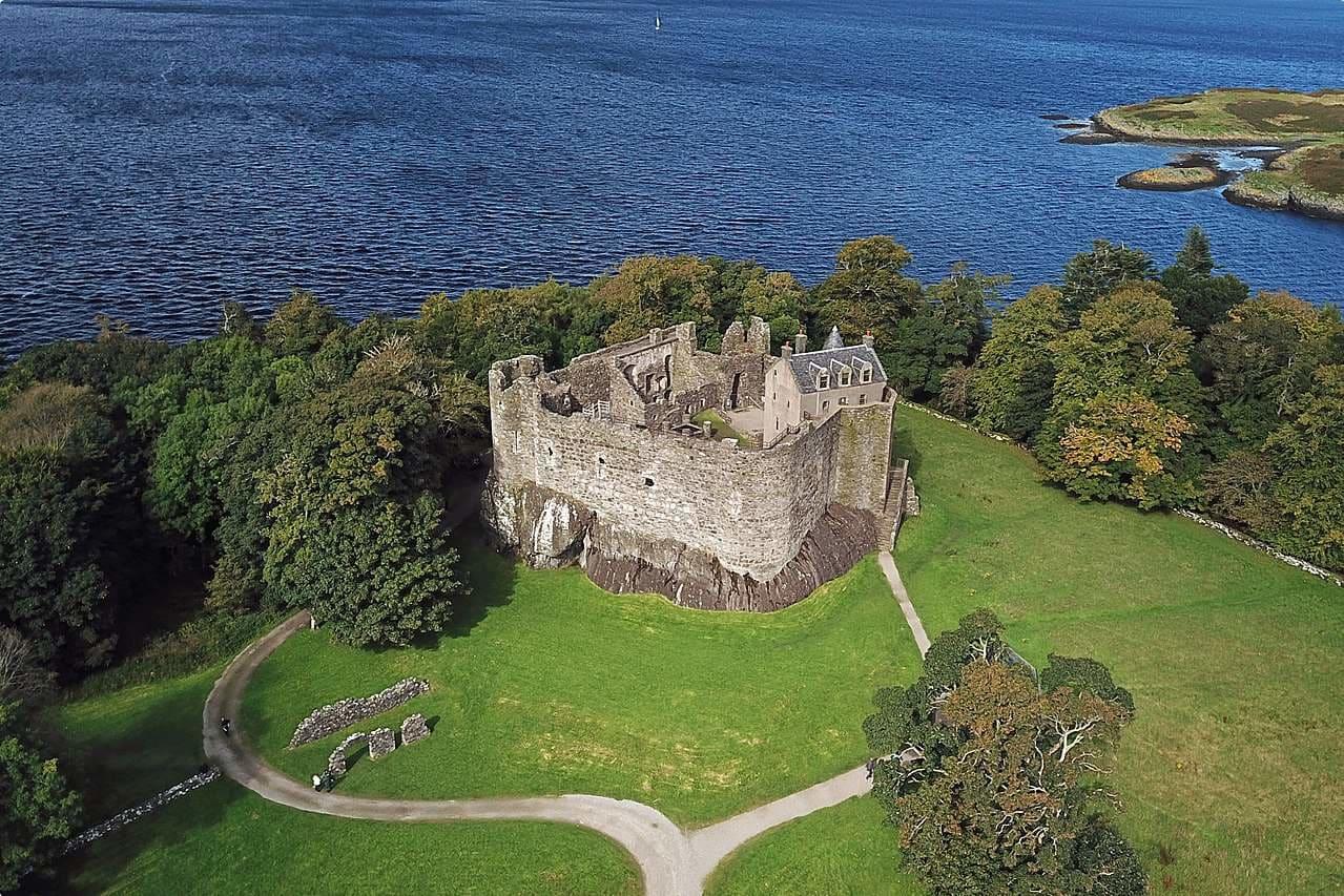 Dunstaffnage Castle, Argyll and Bute