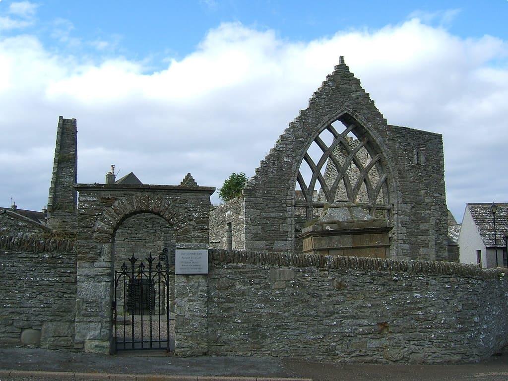 St Peters Kirk, Thurso