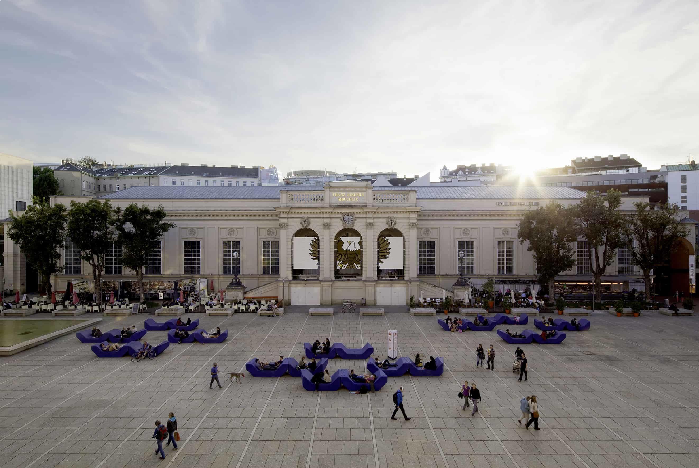 Museumsquartier Austria
