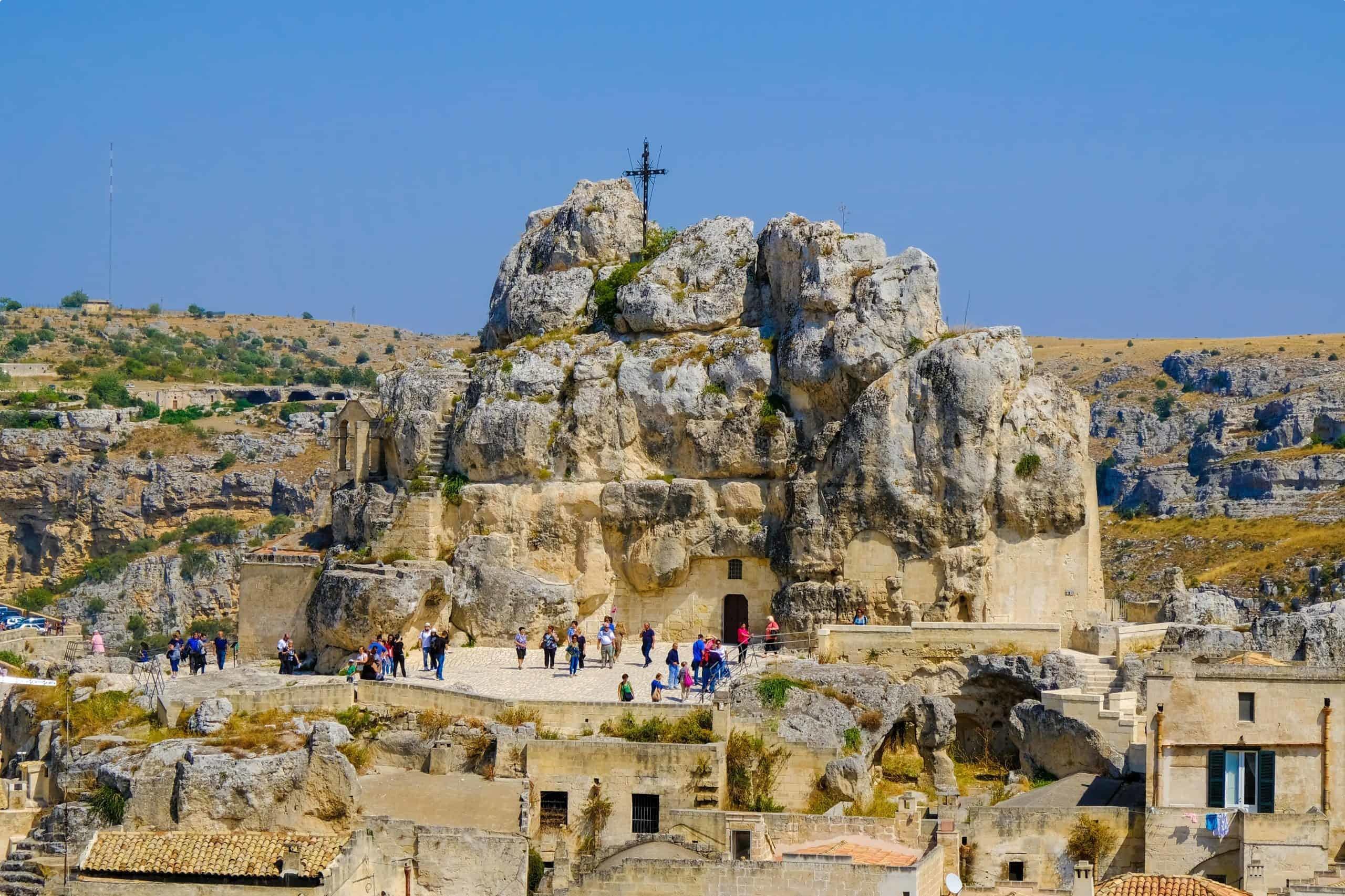 Matera church