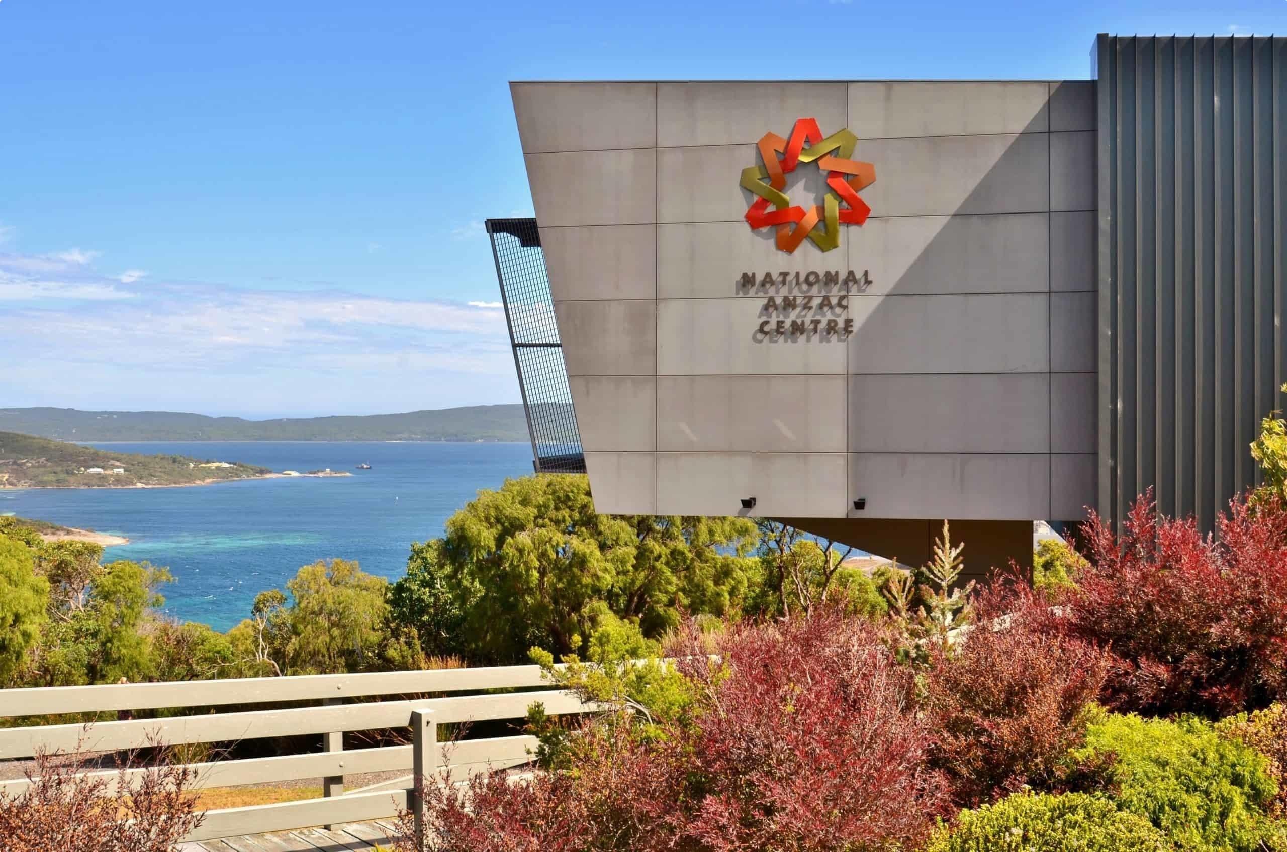 National Anzac Centre, Albany, Western Australia