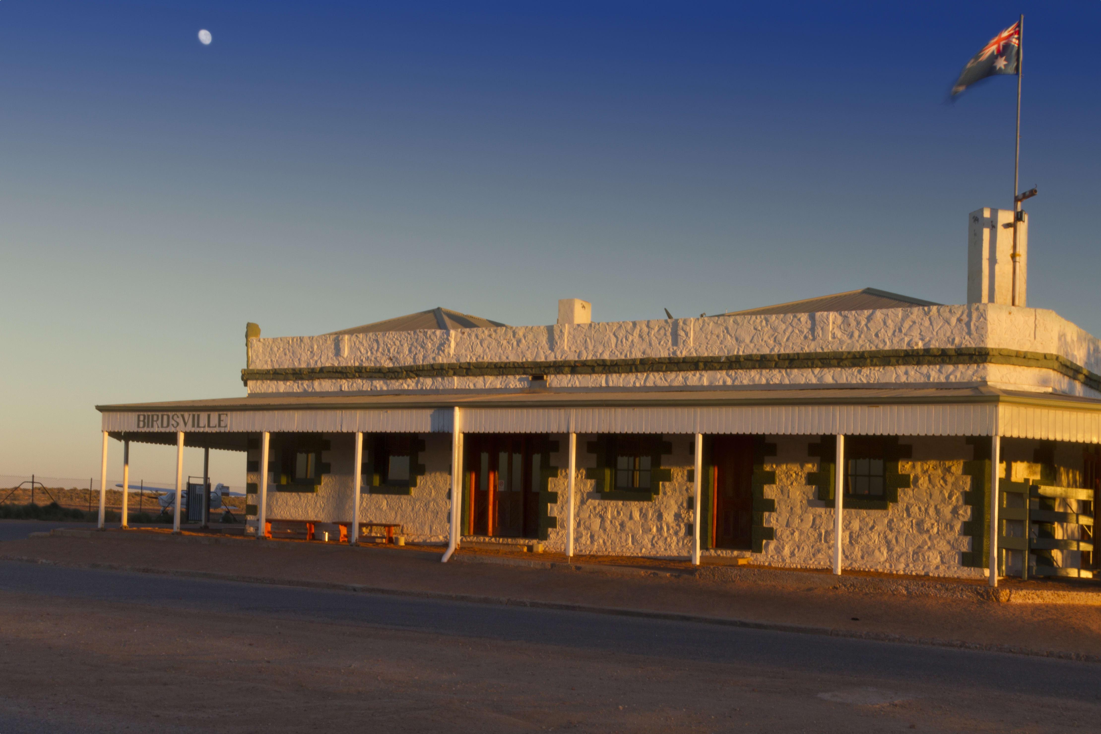 Birdsville Pub Queensland