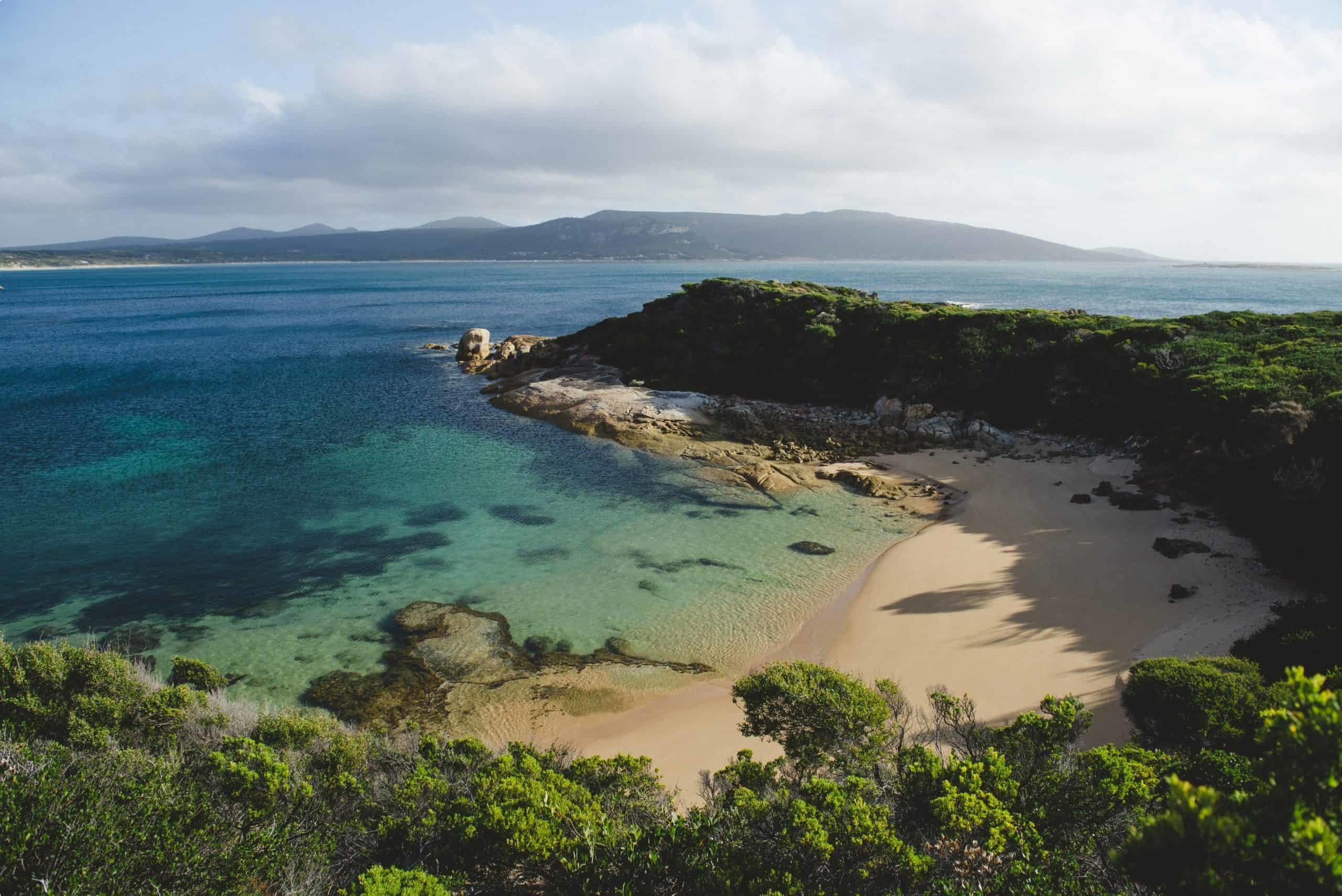 Flinders Island Killiecrankie Beach