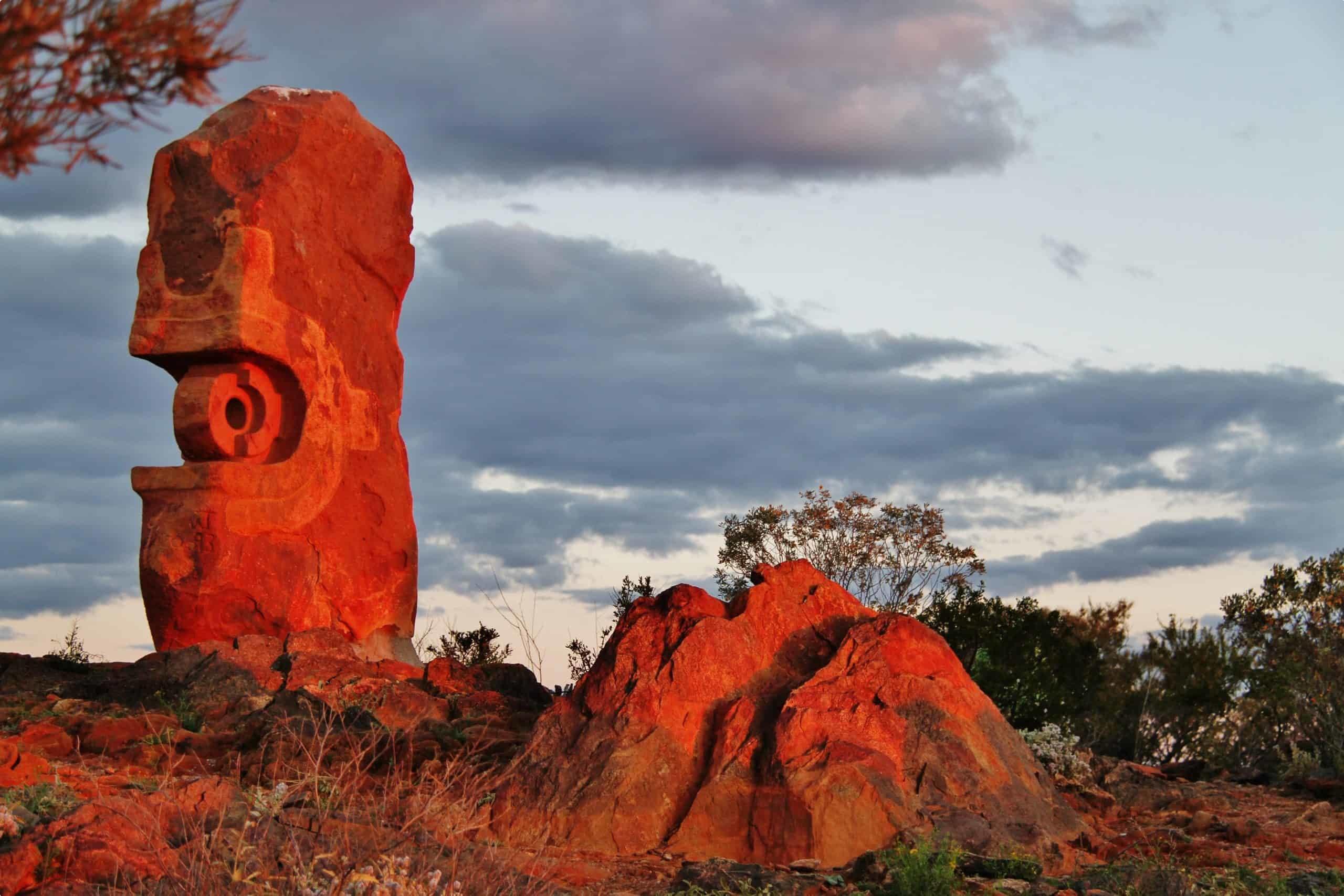 Broken Hill sculpture