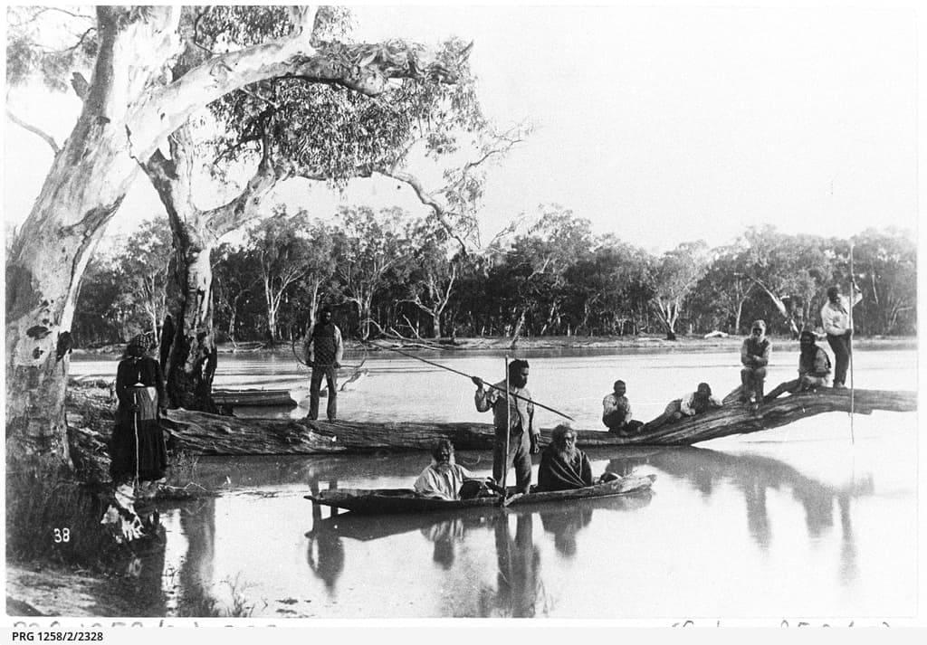 Murray River- fishing