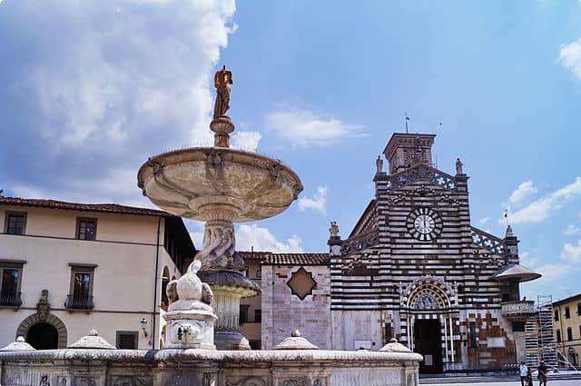 Duomo Cathedral in Prato
