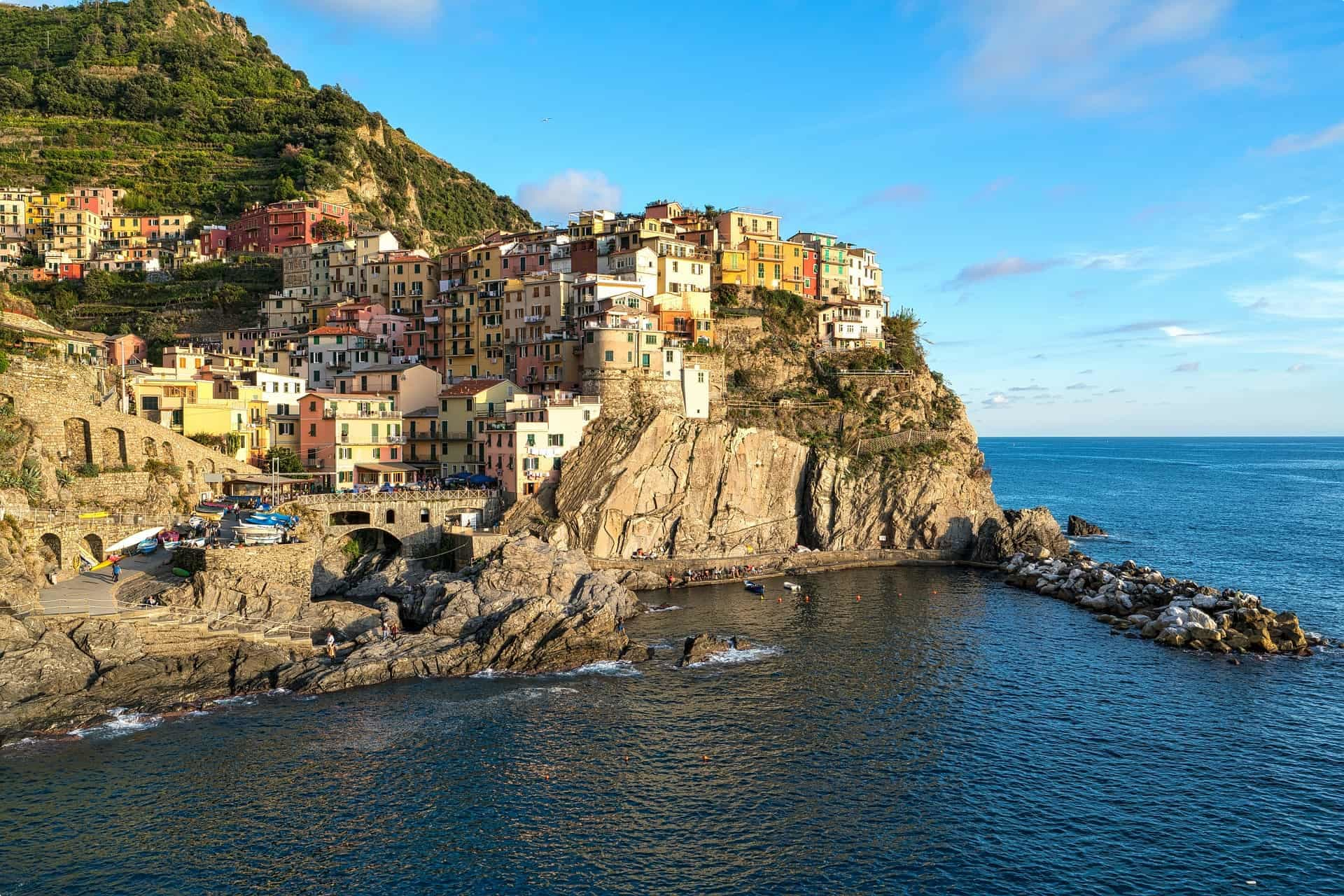 manarola Cinque Terre Italy