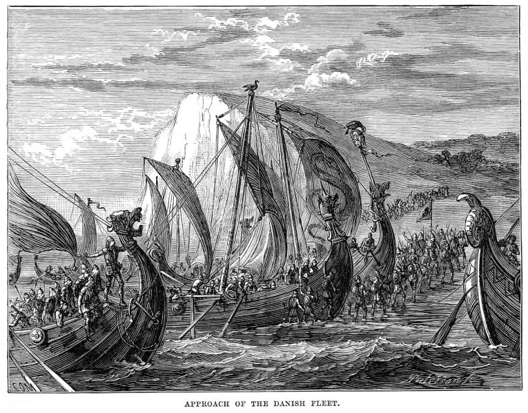 Scandinavian spirit vikings
