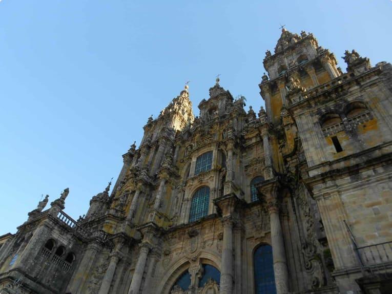 Cathedral Santiago de Compostela