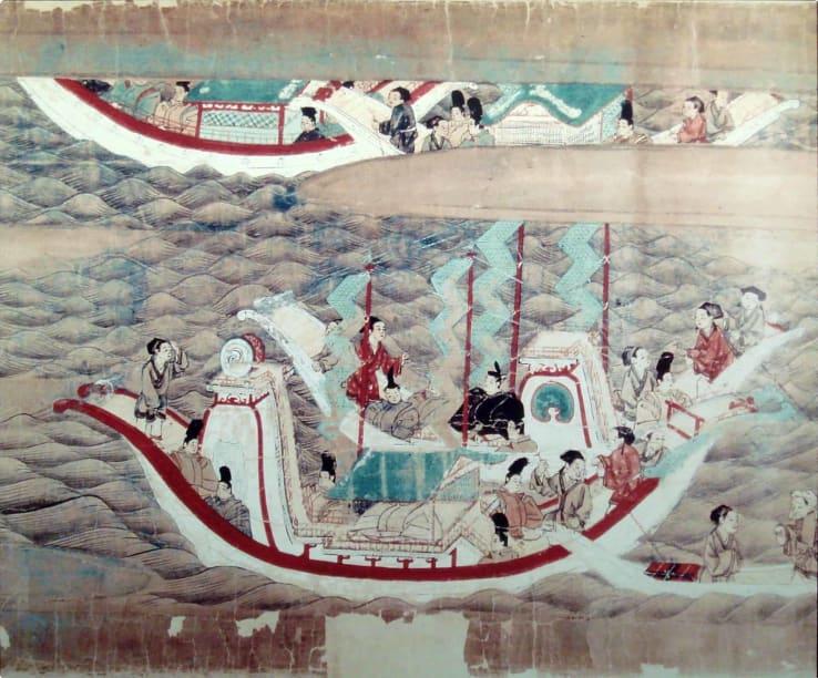 Shogun Japan Tang Dynasty