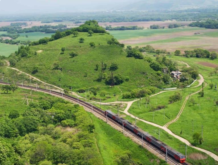 Russia rail tours