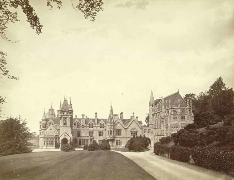 Tyntesfield Manor