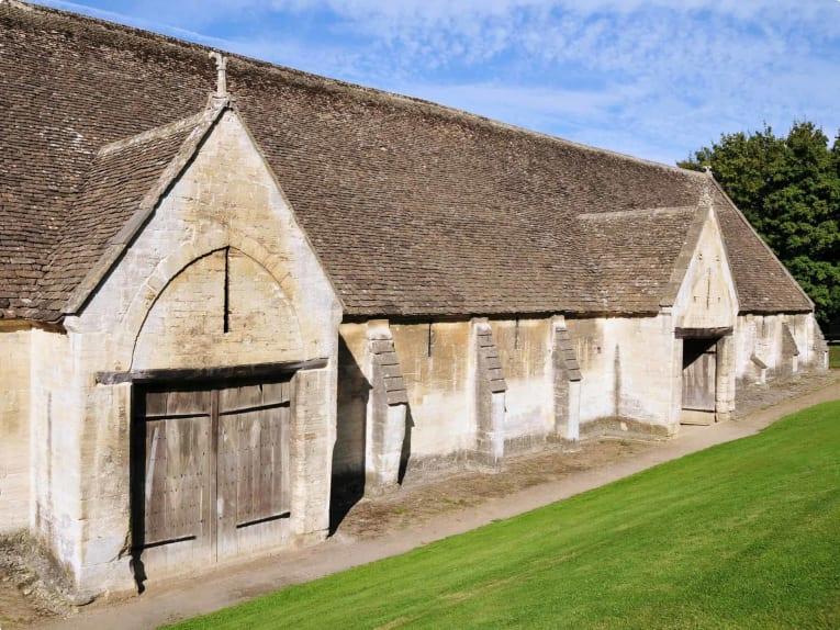 Bradford on Avon tithe barn