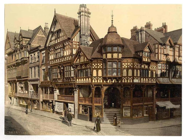 Medieval Chester