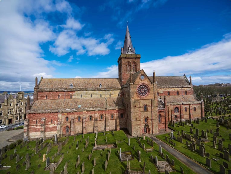 St Magnus Cathedral Kirkwall Orkney