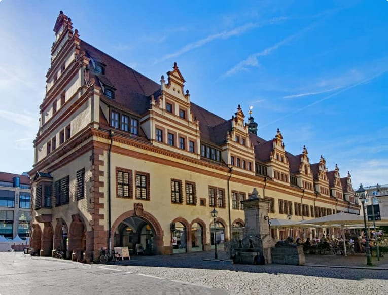 Old Town Hall, Leipzig