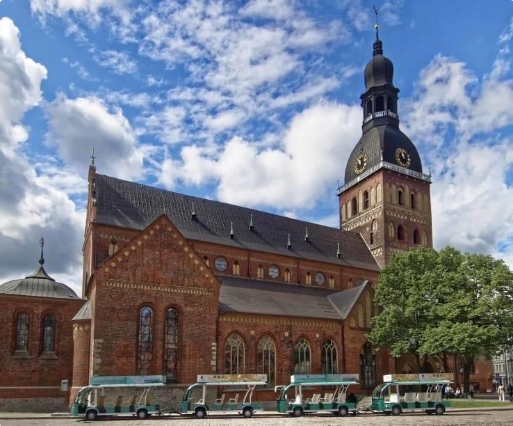 Riga Cathedral, Latvia