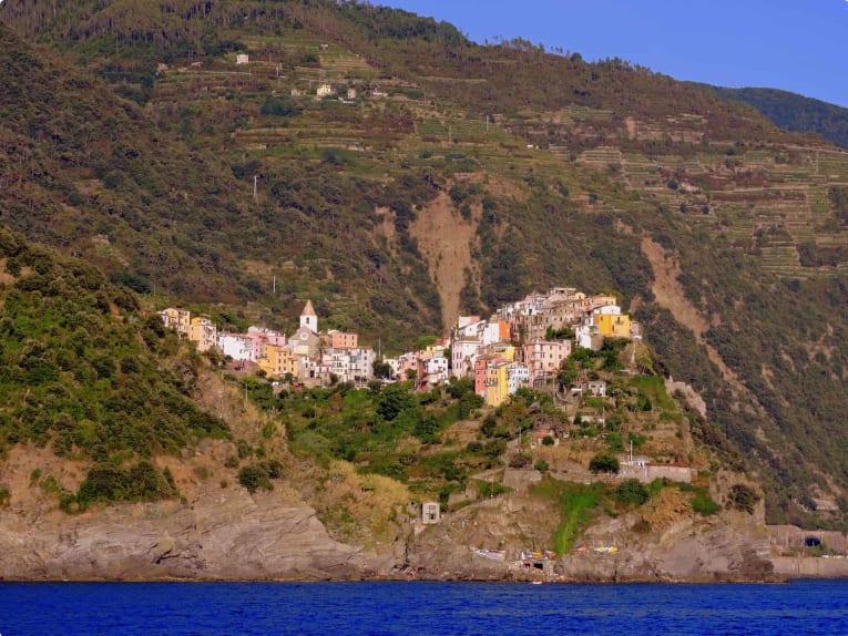 Corniglia cinque-terre Italy