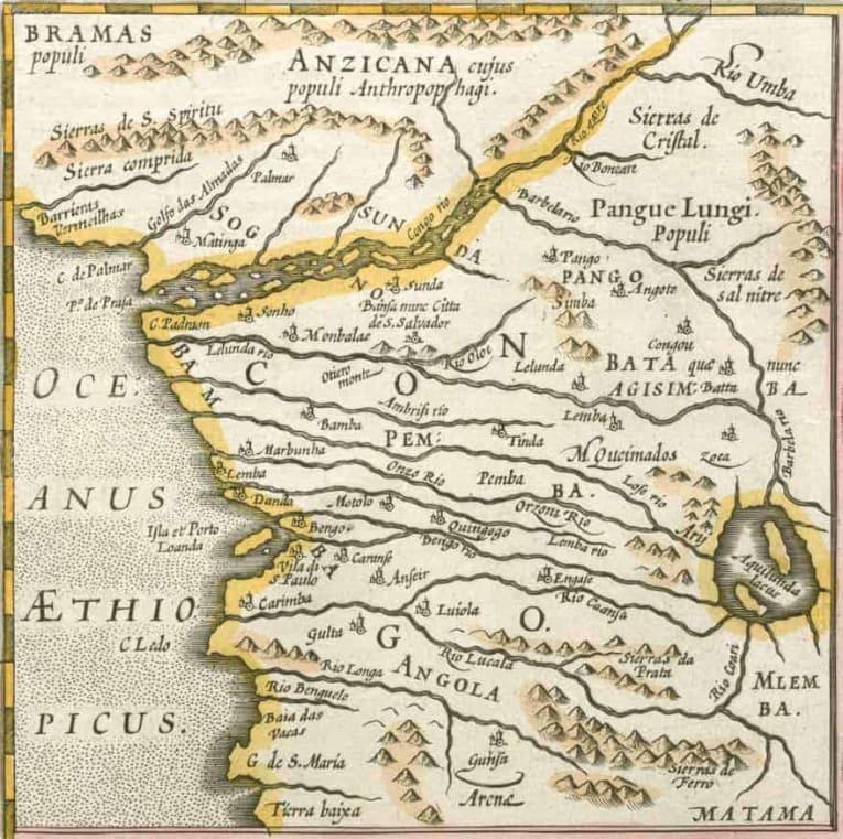 West Africa Congo