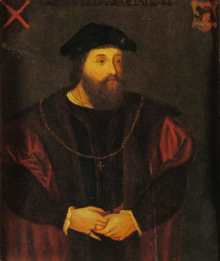 Gerald Fitzgerald, 9th Earl of Kildare