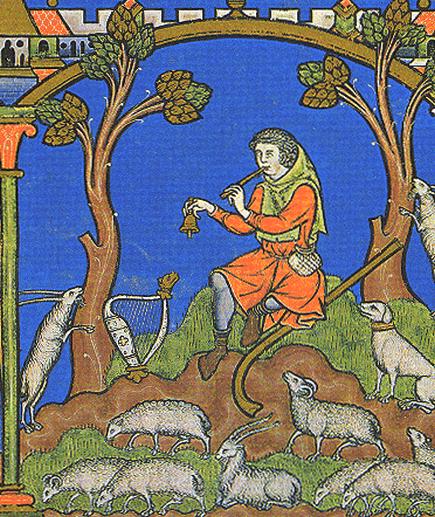 Medieval Sheep
