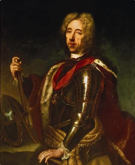 Prince Eugene of Savoy, a celebrated military strategist