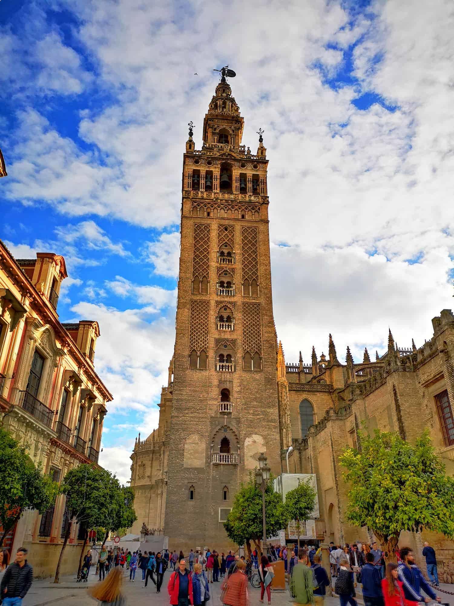 Giralda Minaret Seville