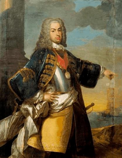 King John V