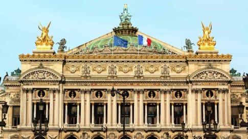 European Ballet escorted small groups tour for senior travellers