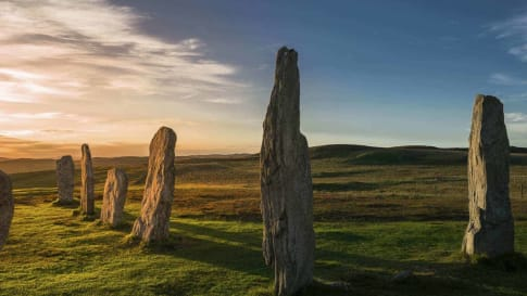 Visiting Scotland:  Standing stones, neolithic history and whisky