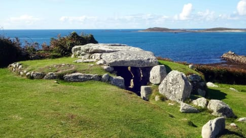 Neolithic Burial Chambers: Telescopes to the Stars