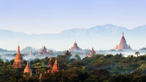 xplore Bagan, a cultural and artistic wonderland