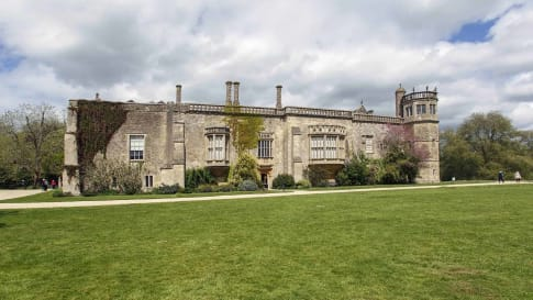 Lacock Abbey, Britain's National Trust