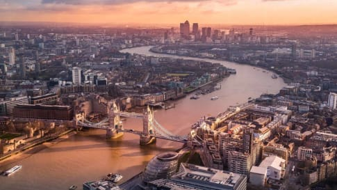 Modern-day London