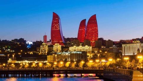 Armenia Azerbaijan Georgia
