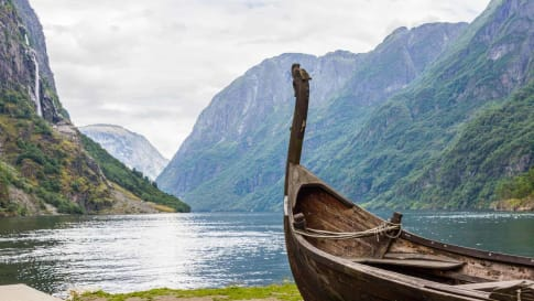 Sami culture within the Vikings