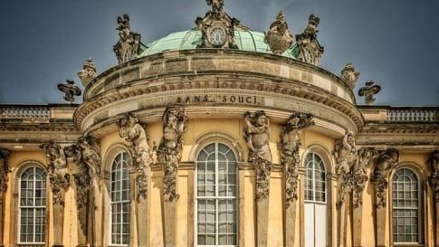 Sanssouci Palace,Germany